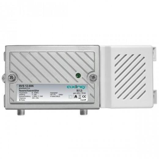 Axing BVS 12-69N BK-Verstärker | 20dB, aktiver RK, 20dB