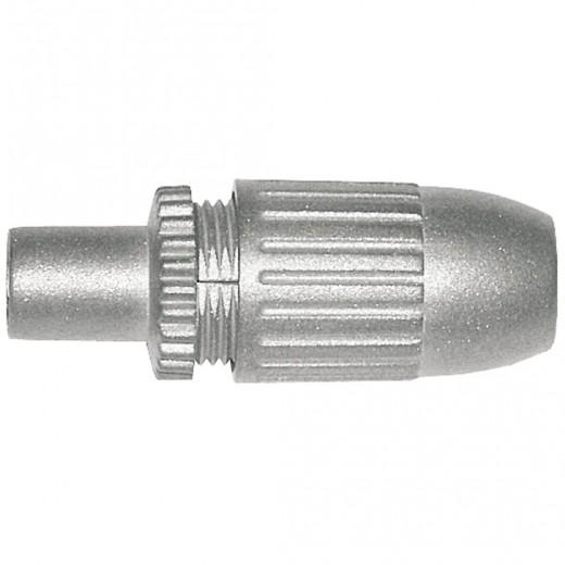 Axing CKS 5-00 Koax-Stecker | Metallausführung