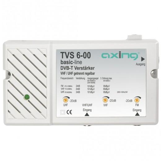 Axing  TVS 6-00 DVB-T Verstärker,24dB