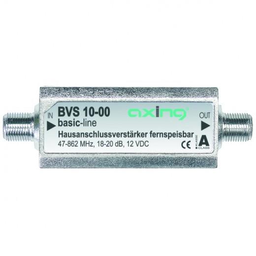 Axing BVS 10-00 BK-Verstärker | 18-20dB