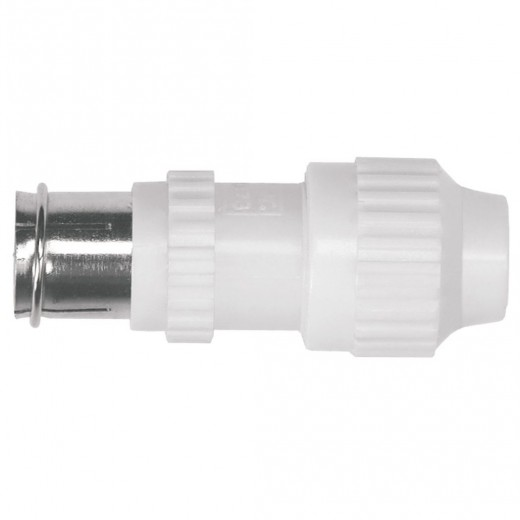 Axing CFS 20-00 F-Quick-Stecker für Koaxialkabel von 4,5-7mm