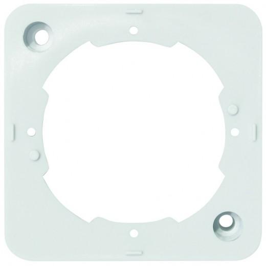Axing TZU 1-10 Steckdosen-Aufputzrahmen für zweiteilige Abdeckung