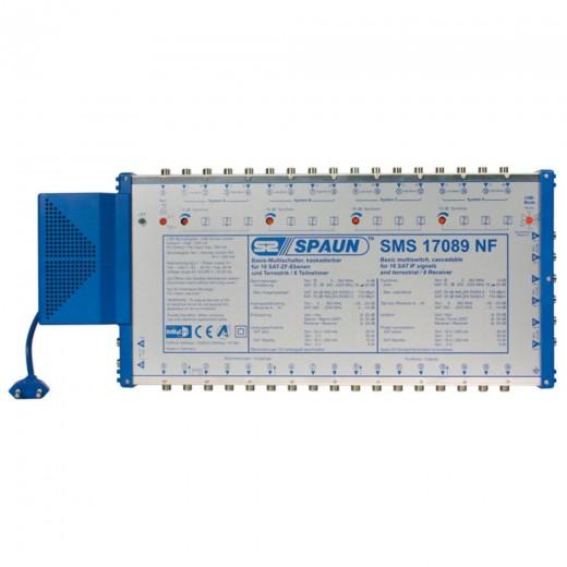 Spaun SMS 17089 NF Basis-Multischalter