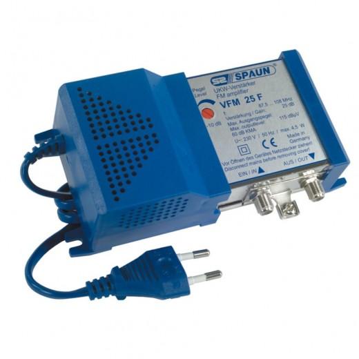Spaun VFM 25 F UKW-Verstärker 25 db, Netzteil