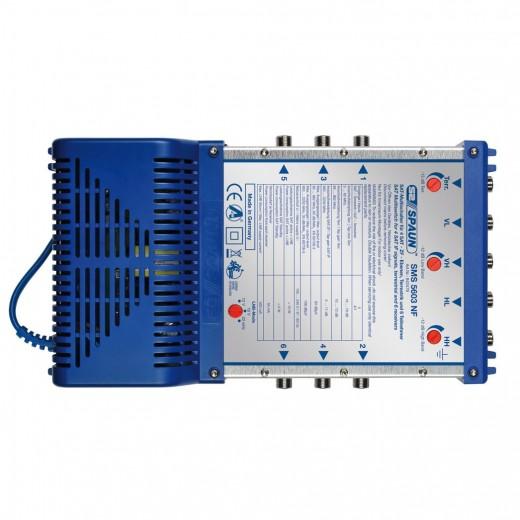 Spaun SMS 5603 NF Sat-Multischalter 5/6