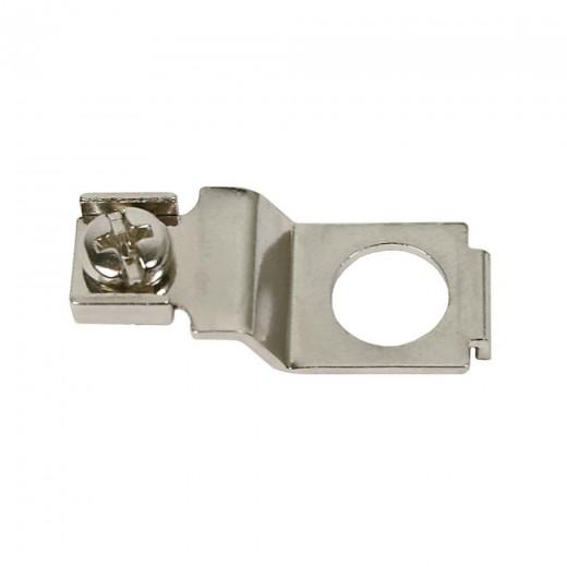 Spaun EDKL 1/Set Erdungsklemme zur universellen Montage an F-Buchsen - 5 Stück
