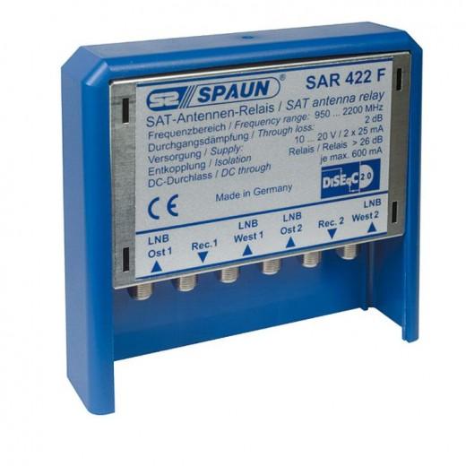 SPAUN SAR 422 WSG Sat-Antennen-Relais