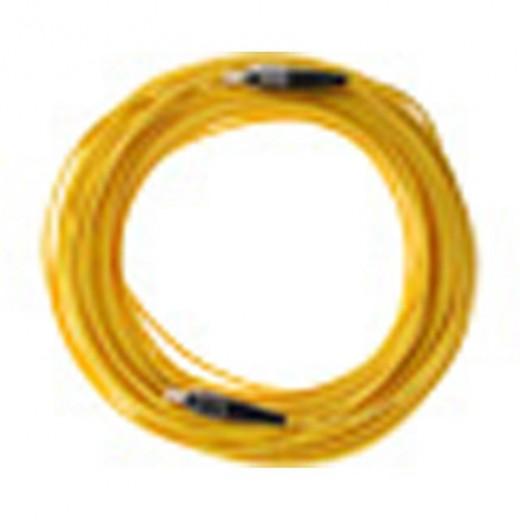 Spaun SOP1 FC/PC Optisches Patchkabel mit FC/PC-Steckverbindung 1,00m