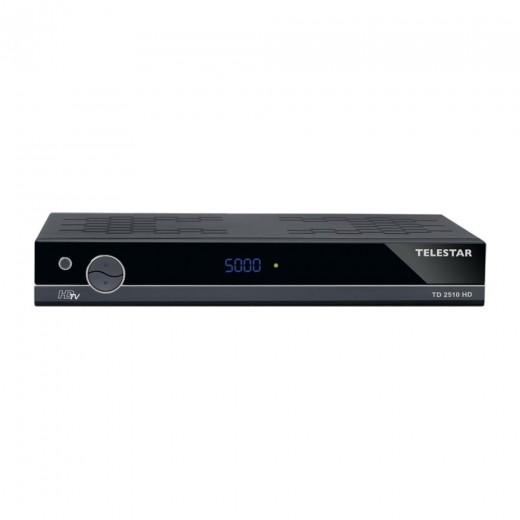 Telestar TD 2510 HD HDTV-Receiver mit Webportalfunktionalität