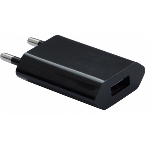 Imperial USB-Ladeadapter 5V/100mA, schwarz