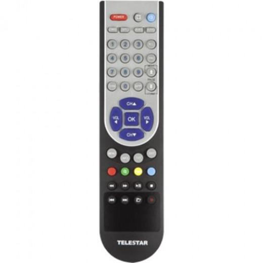 Telestar Fernbedienung TD-Receiver und TS-Receiver Modelle