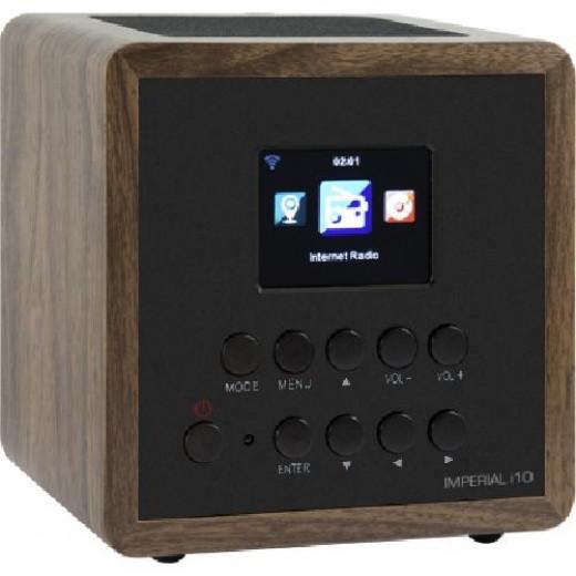 Imperial i10 Internet-Radio | Holzoptik