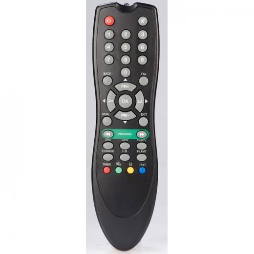 Telestar 5400001 Original-Fernbedienung für SR2, SD2, SR2CR, CWS2 und SXmobil Receiver