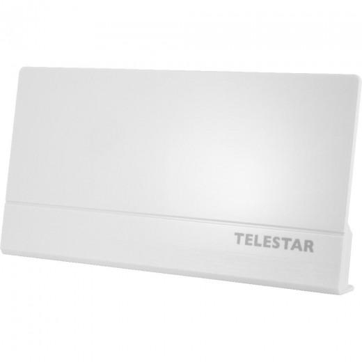 Telestar Antenna 9 LTE weiß DVB-T + DVB-T2 HD Innenantenne mit LTE-Filter