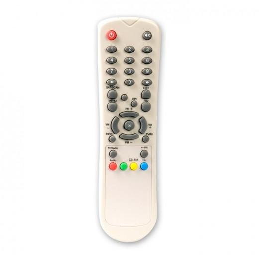 Telestar 5400003 Original-Fernbedienung für SR20, TR20, SX20, TX20, SR22 und TR22 Receiver