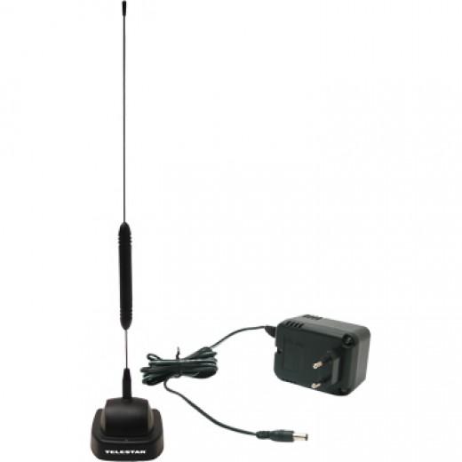 Telestar Starflex T4 + aktive DVB-T Stabantenne incl. Netzteil