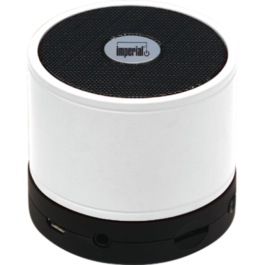 Imperial BAS 1 weiß  22-9041-00 Bluetooth 3.0 Audio-Speaker