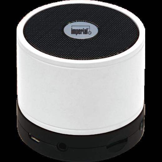 Imperial BAS 1 weiß  22-9041-00 Bluetooth 3.0 Audio-Speaker