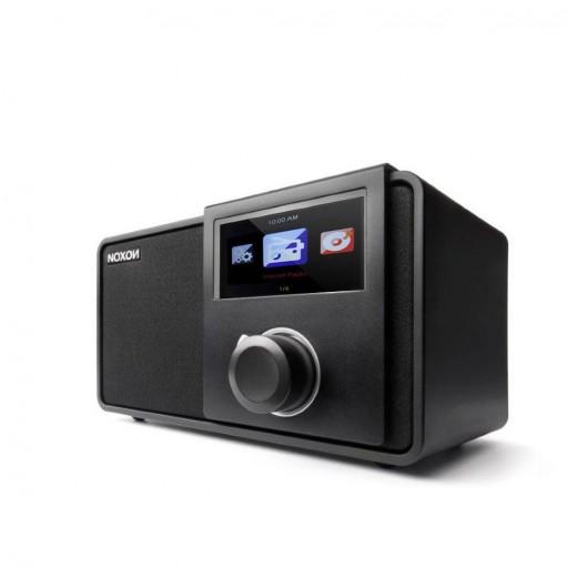 Noxon iRadio 1  17100 Internet-Radio,schwarz