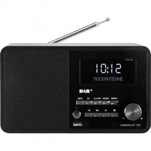 Imperial Dabman BT 100 DAB+ und UKW Radio mit Bluetooth