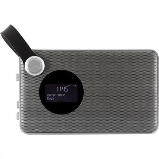 Imperial Dabman BT 40 silber  22-146-00 tragbares DAB+ und UKW-Radio mit Bluetooth
