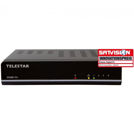 Telestar Digibit R1 Digitaler Sat-to-IP Transmitter