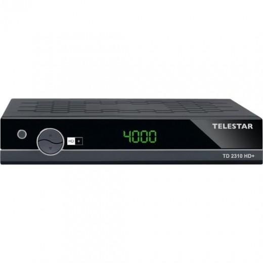 Telestar TD 2310 | HD+ DVB-S2, HD+, 6 Monatskarte, PVR ready