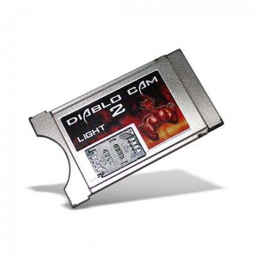 CI -  Diablo CAM2 PCMCIA - Modul