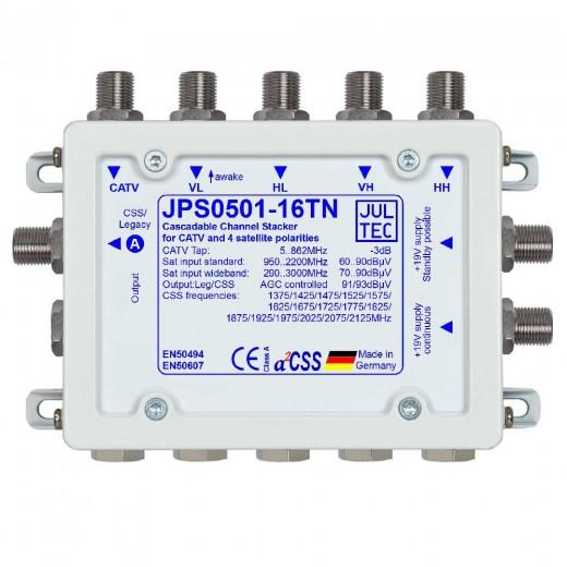 Jultec  JPS0501-16TN Einkabelumsetzer | 5/1x16,terminiert, NT