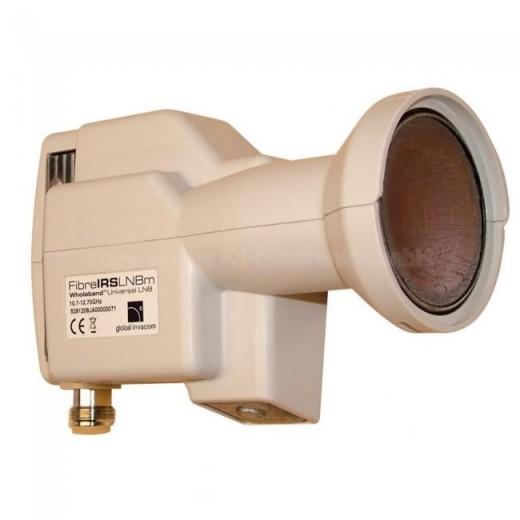 Invacom IRS Wholeband LNB 40mm, N-Anschluß