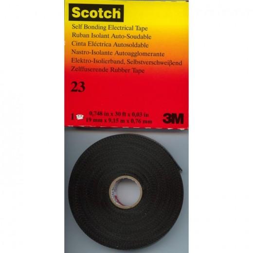 Scotch DBS 915 Selbstverschweißendes Dichtungsband für F-Verbindungen 0,76mm