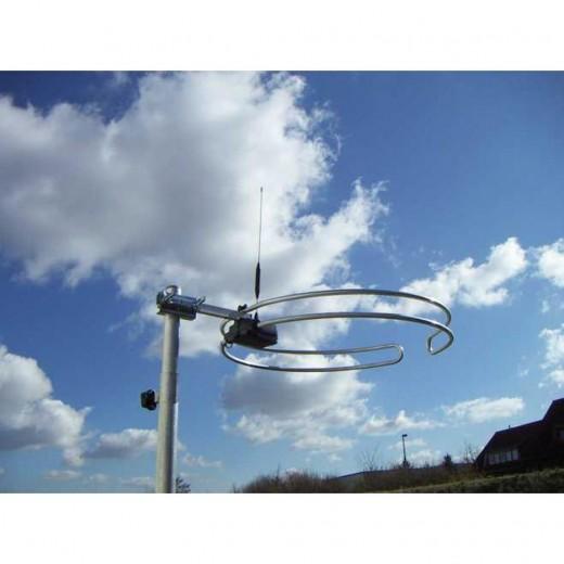 ASCI VUF 200 U Multiband-Kombi-Antenne für UKW-, DAB- und DVB-T-Empfang