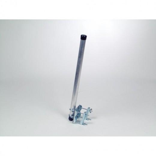 ASCI VET 550 Vertikalträger aus Aluminium für horizontale und vertikale Montage