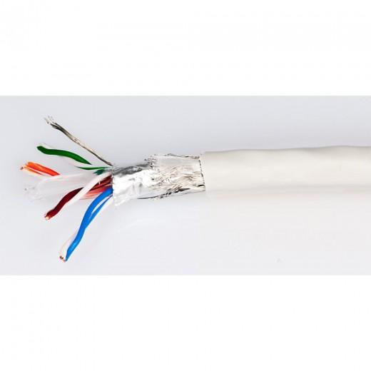 CAT. 6 STP Daten-/Netzwerkkabel LSNH 100m-Rolle doppelt geschirmt