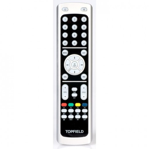 Topfield TF 3000 Serie Fernbedienung Original-Fernbedienung für TF3000Ci, TF3000CI Pro, TF3100FEI, TF3030 und TF5000CI Receiver