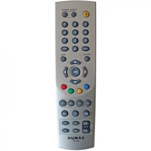 Humax Fernbedienung RS 636 für PR-HD 1000 und HDCI 2000