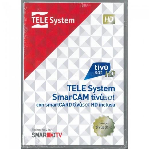 SmardTV TivuSat HD Modul mit SmartCard