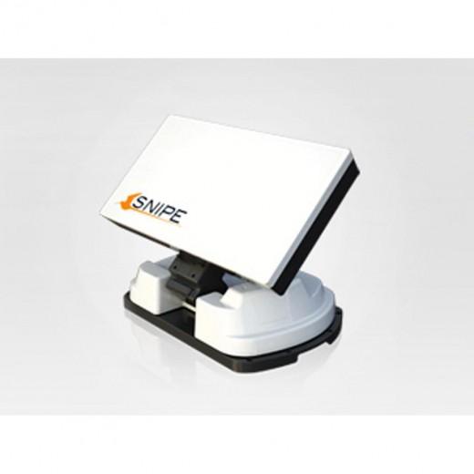 Selfsat SNIPE Vollautomatische Satellitenantenne mit integiertem GPS-Modul