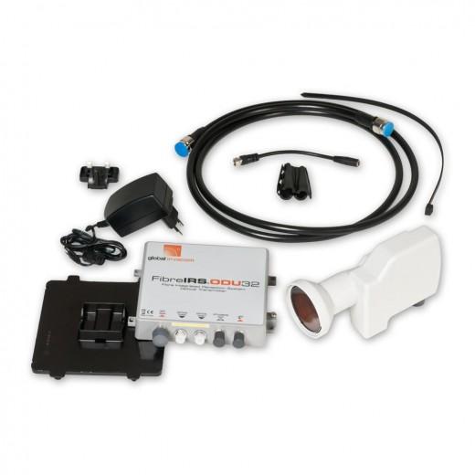 Fuba OLB 905 Optisches DVB-T/DVB-S Einspeise-Set