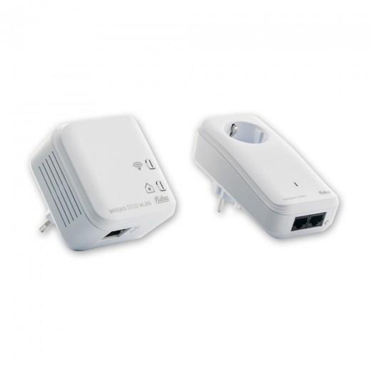 Fuba WebJack WLAN-Set 5040/5510 Powerline-Set 500 Mbit WLAN
