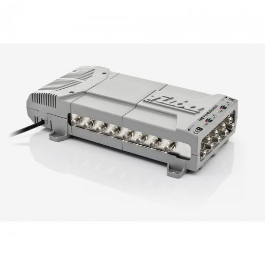 Fuba FMQ 916 - Premium HDTV Multischalter 16 Teilnehmer 2 Satelliten
