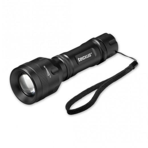 tecxus rebellight X200 LED-Taschenlampe,4x LR03,200 Lumen