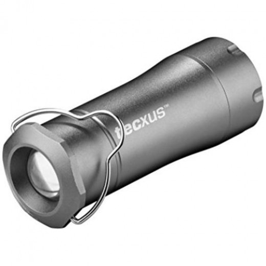 tecxus easylight C30 LED-Taschenlampe,3x LR03,20 Lumen