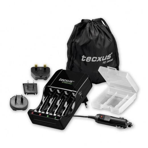 Tecxus TC 3000 travel