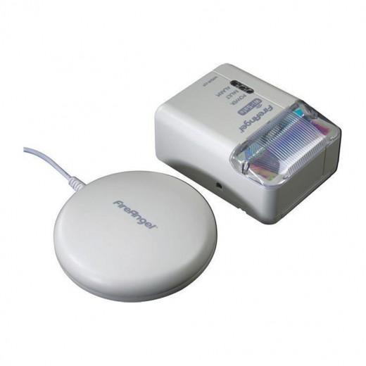 FireAngel W2-SVP-630 Alarmierungssystem für Hörgeschädigte mit Blitzlicht und Vibrationskissen