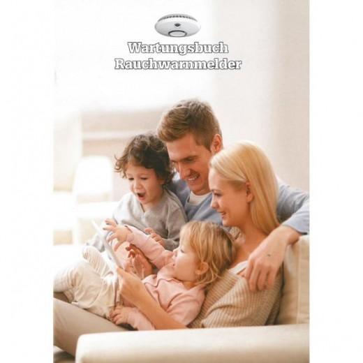 Wartungsbuch für Rauchmelder