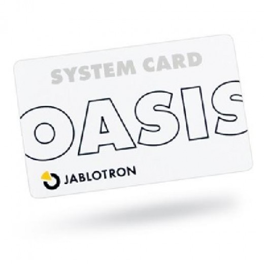 Jablotron OASIS PC-01 Transponderkarte Proxy-Card PC-01