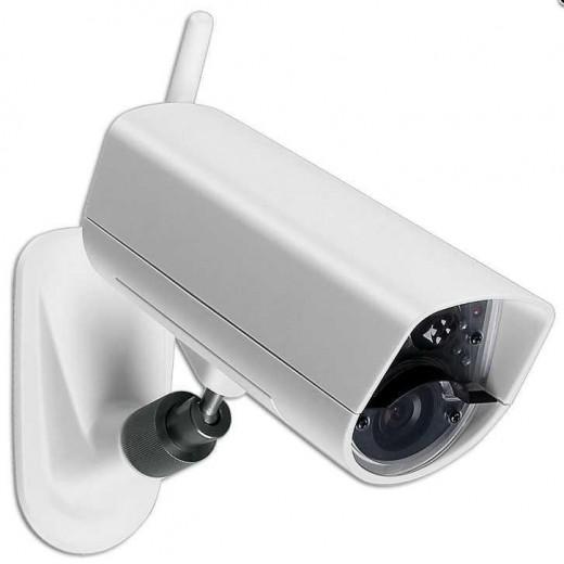 Jablotron Oasis EYE-02 GSM-Kamera Sicherheits-Videokamera mit SD-Kartenslot