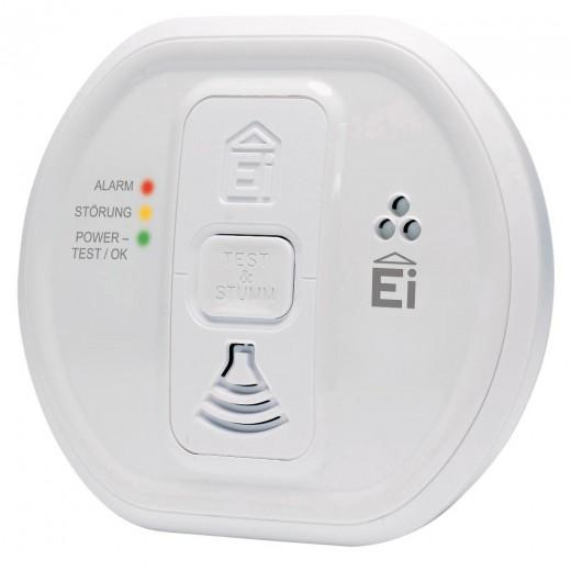 Ei Electronics Ei 208 10-Jahres Kohlenmonoxidwarnmelder