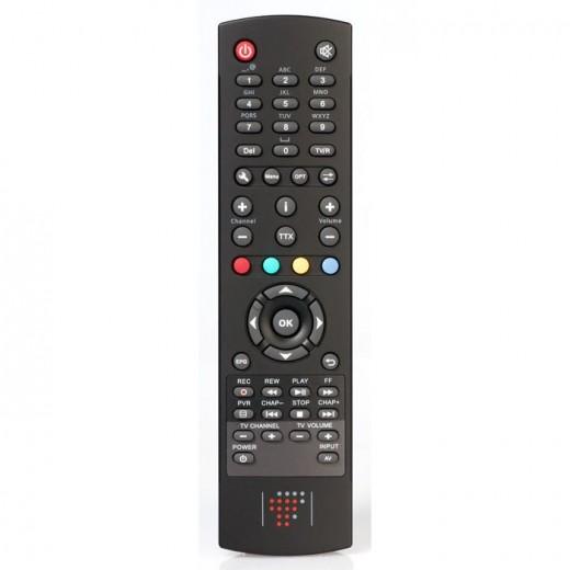 TechnoTrend 200298 Original-Fernbedienung für Micro S835 HD+ und Micro C834 HDTV mit PVR-Funktion